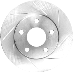 Platinum Hart Rotor - Slotted